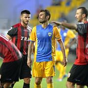 petrolul lectie de fotbal in albania