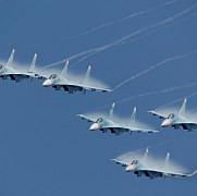 20 de aparate su-27 consolideaza flota aeriana rusa din crimeea
