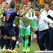 campioana mondiala umilita la primul meci in brazilia olanda a invins spania cu 5-1