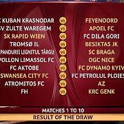 adversar greu pentru petrolul in play-offul europa league
