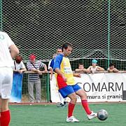 turneul international de fotbal pentru ziaristi incepe la busteni