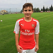 junior roman in probe la arsenal