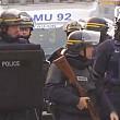 interventie in forta a trupelor speciale franceze intr-o suburbie din paris