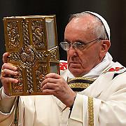 mesajul tulburator al papei francisc