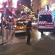 parchetul general din franta au fost opt teroristi sapte s-au sinucis unul a fost impuscat