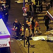 franta in stare de soc val de atentate luare de ostatici 150 de morti