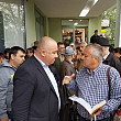 primarul interimar cristian ganea in cartierul vest