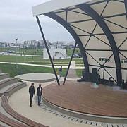 cristian ganea a receptionat parcul municipal vest si a demarat refacerea infrastructurii ploiestene