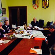 consiliul judetean duce gazele pe valea slanicului
