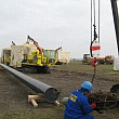 gazoductul iasi-ungheni este gata pe teritoriul romanesc