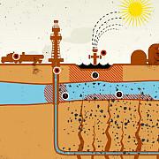 exploatarea gazelor de sist prin fracturare hidraulica dezastru ecologic in romania