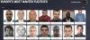 numele lui sebastian ghita pe site-ul europol la rubrica most wanted