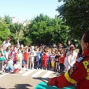 copiii de la gradinita sfantul mina invata despre primul ajutor foto