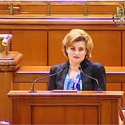 gratiela gavrilescu preocupata de sistemul sanitar