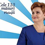 gratiela gavrilescu - cele 110 masuri pentru ploiesti