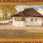 casa pictorului ngrigorescu de la campina scoasa la licitatie