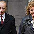 doamna putina fosta sotie a presedintelui rus putin a devenit doamna turcu