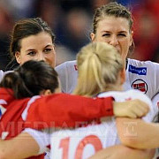 spania - norvegia in finala campionatului european de handbal feminin