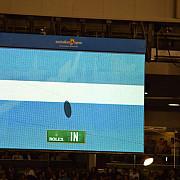 dispar arbitrii din tenis turneul de la milano va fi lasat in grija sistemului hawk-eye