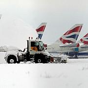 noi zboruri anulate pe aeroportul londonez heathrow din cauza vremii