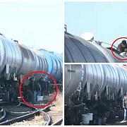 ca in vestul salbatic hotii de motorina filmati cum ataca trenurile ziua-n amiaza mare