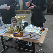 competitie de fotbal in memoria lui nandronachi la ialoveni