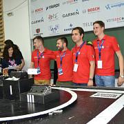 battlelab robotica  cea mai mare competitie de mega sumo robotic din transilvania