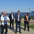 parc fotovoltaic si la baltesti