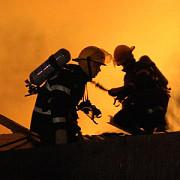 incendiu puternic in centrul clujului