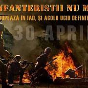 30 aprilie - ziua infanteriei romane