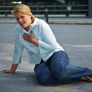 la femei infarctul nu da dureri in piept
