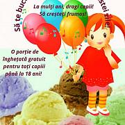inghetata gratis pentru toti copiii din ploiesti afla unde poti beneficia de oferta