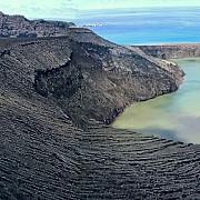 primele imagini cu cea mai noua insula din lume