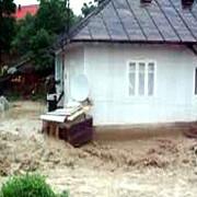 44 de localitati din 14 judete afectate de inundatii