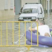 spania doi morti in urma ploilor abundente