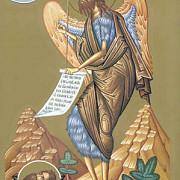 a treia aflare a capului sfantului ioan botezatorul