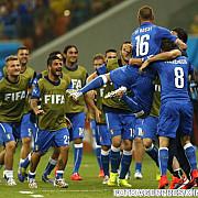 italia debuteaza cu dreptul la cupa mondiala din brazilia