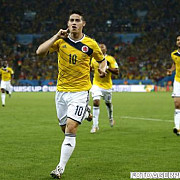 james rodriguez primul golgheter columbian din istoria cupei mondiale