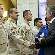 jandarmii prahoveni s-au intors din afganistan