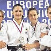 medalie de bronz pentru denisa ungureanu la cupa europeana la judo