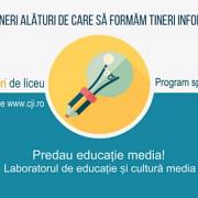 centrul pentru jurnalism independent cauta profesori pentru a participa la  programul predau educatie media