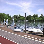 cluj lacul din gheorgheni urmeaza sa fie modernizat