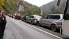 sapte autovehicule implicate intr-un accident pe valea oltului