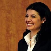 lavinia sandru femeia anului 2011 in politica
