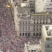 mars urias la londra pentru un nou referendum legat de brexit