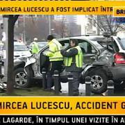 mircea lucescu implicat intr-un accident rutier