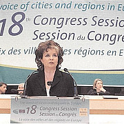 o prahoveanca realeasa vicepresedinte al congresului puterilor locale din consiliul europei