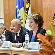 ludmila sfirloaga la adunarea generala a asociatiei euroregiunea siret-prut-nistru