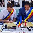 fratii raman frati acord de infratire intre comunele magurele din prahova si din republica moldova