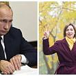 maia sandu presedintele moldovei in conflict deschis cu vladimir putin